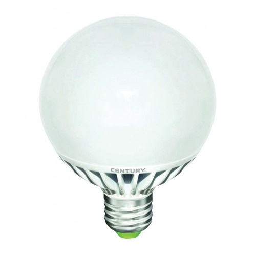 Bombilla globo LED, 18 W, base E27