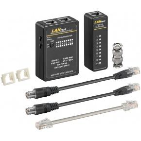 Tester de Cables de Red y RDSI