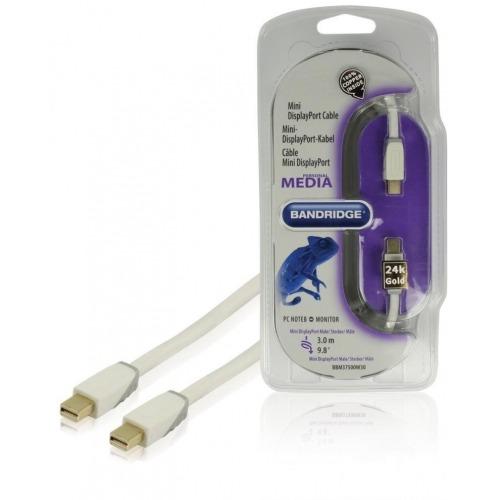 Cable Adaptador Mini Displayport 3.00 m