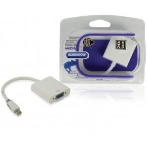 Cable adaptador Mini DisplayPort de 0.20 m
