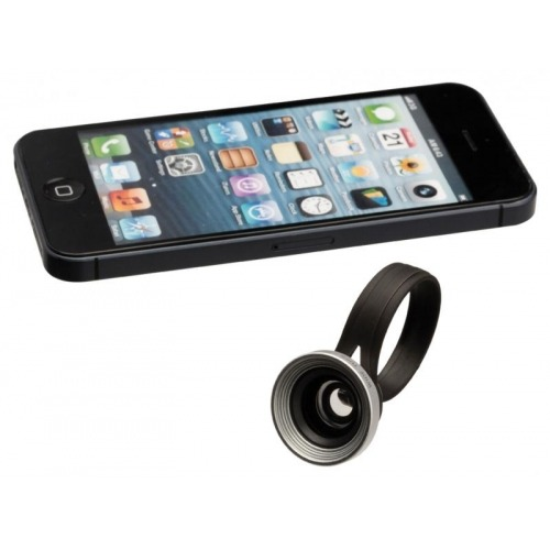 Objetivo 2 en 1 para teléfono móvil