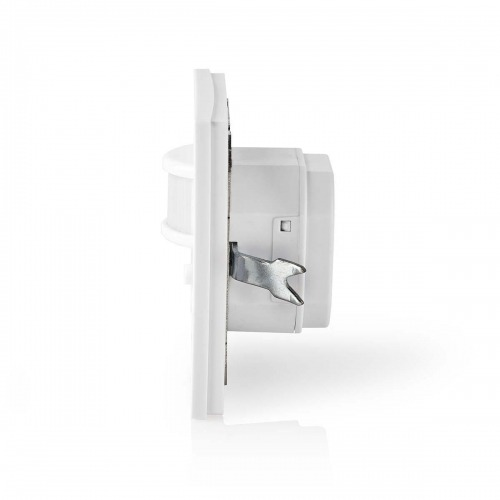 Detector de Movimiento   Instalación de 2 Cables   Retardo y Luz Ambiental Ajustables