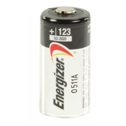Pila de litio para cámara de fotos EL123 FSB1