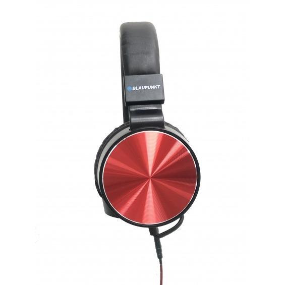 Set 2 auriculares diadema con cable y deportivo bluetooth BLP1530 - rojo