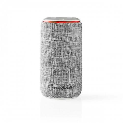 Altavoz Wi-Fi Inteligente | 15 W | Control de Voz a Larga Distancia de Amazon Alexa | Blanco
