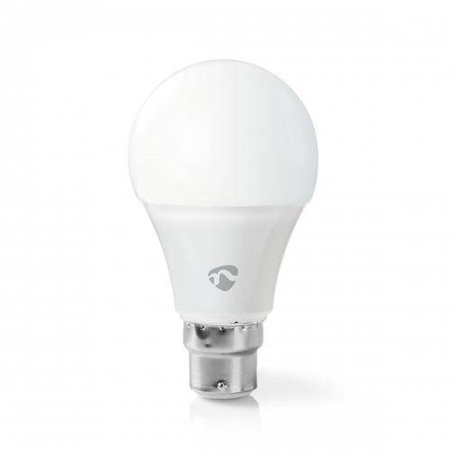 Bombilla LED Inteligente con Wi-Fi | A Todo Color y Blanco Cálido | B22