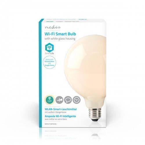 Bombilla LED Wi-Fi Inteligente | E27 | 125 mm | 5 W | 500 lm | Blanco