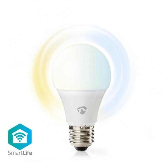 Bombilla LED Inteligente con Wi-Fi | Blanco Cálido a Frío | E27