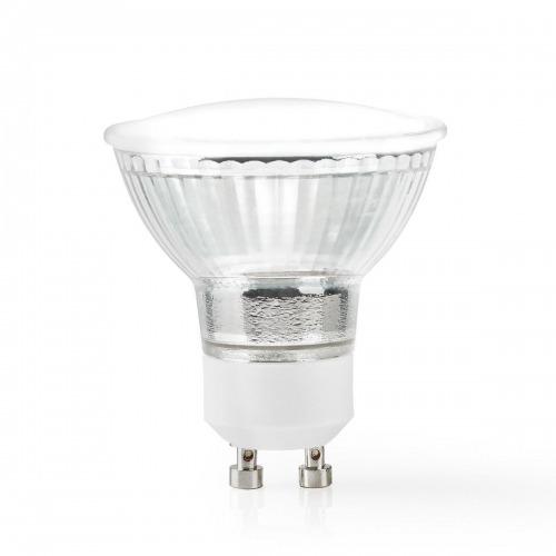 Bombilla LED Inteligente con Wi-Fi | Blanco Cálido | GU10 | Paquete de 3 unidades