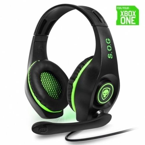 Auriculares con Microfono Para XBOX ONE Spirit of Gamer Pro-XH5