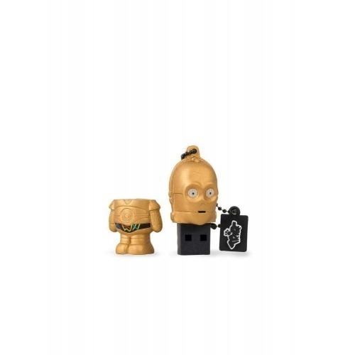 Pen Drive Disney 8 Gb Star Wars C-3PO USB 2.0