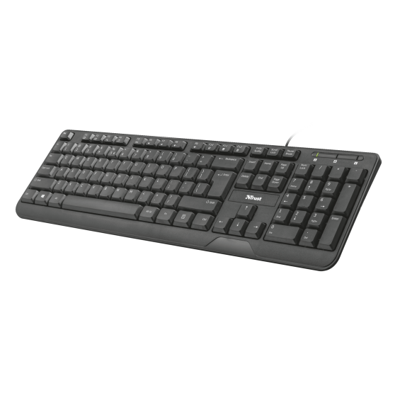 teclado Ziva Multimedia Keyboard Español