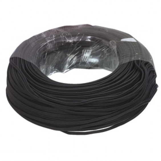 Cable plano de audio/diodo de 2x0.12 mm2 en bobina de 100 m