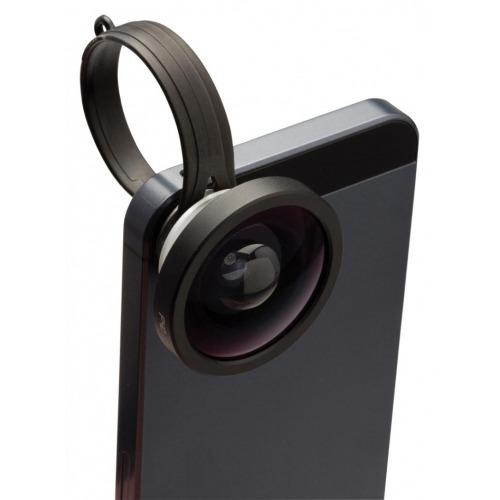 Objetivo super gran angular de 140° para teléfono móvil