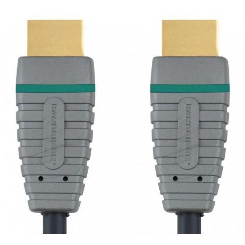 Cable HDMI® de alta velocidad con Ethernet 2.0 m