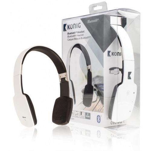 Altavoces Bluetooth, blancos