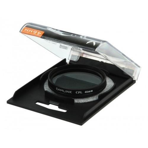 Filtro CPL de 46 mm