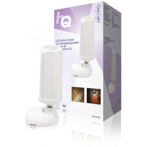 LED con sensor de movimiento y linterna con 3 modos de iluminación