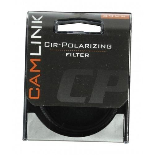 Filtro CPL de 49 mm