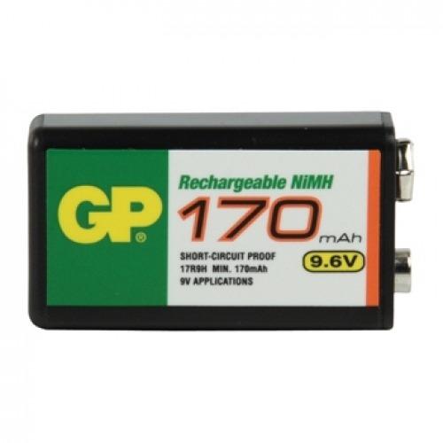Batería NiMH 9.6 V 170 mAh