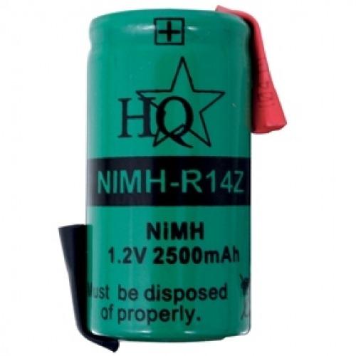 Batería NiMH 1.2 V 2500 mAh