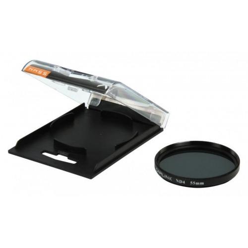 Filtro ND4 de 55 mm