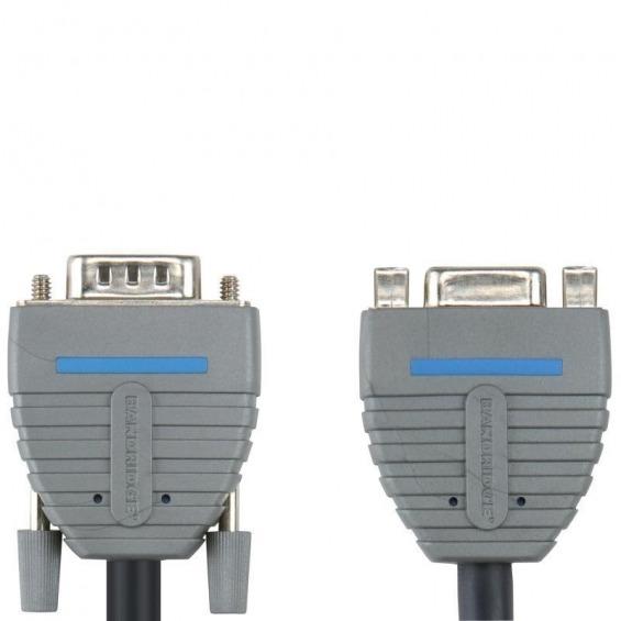 Cable de Extensión para Monitor VGA 5.0 m