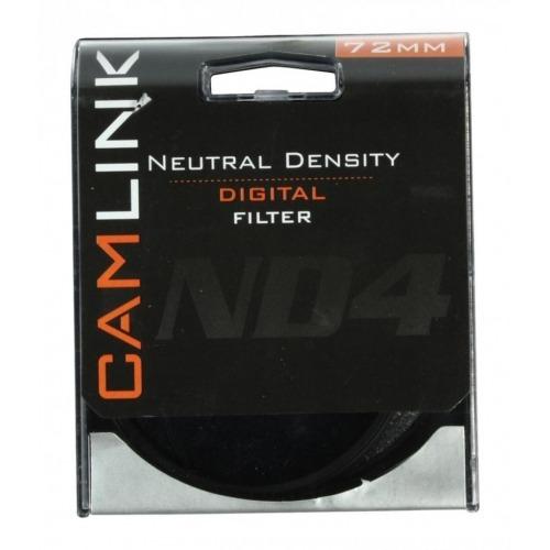 Filtro ND4 de 72 mm