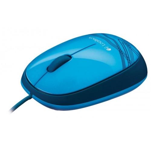 Ratón M105 en color azul