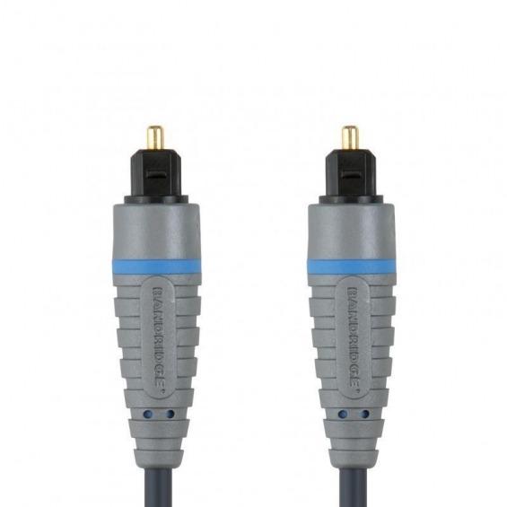 Cable Óptico de Audio Digital de 1.00 m