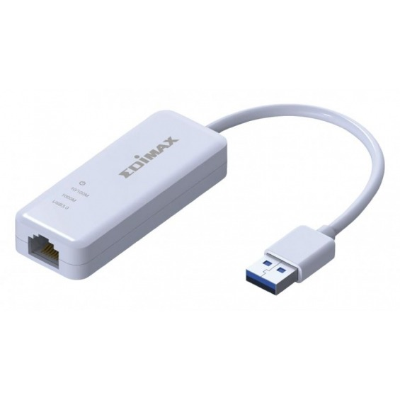 Adaptador USB 3.0 Ethernet Gigabit