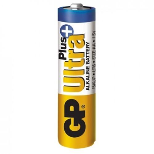 Pilas alcalinas AA/LR6 1.5 V Ultra Plus en blíster de 4 pcs