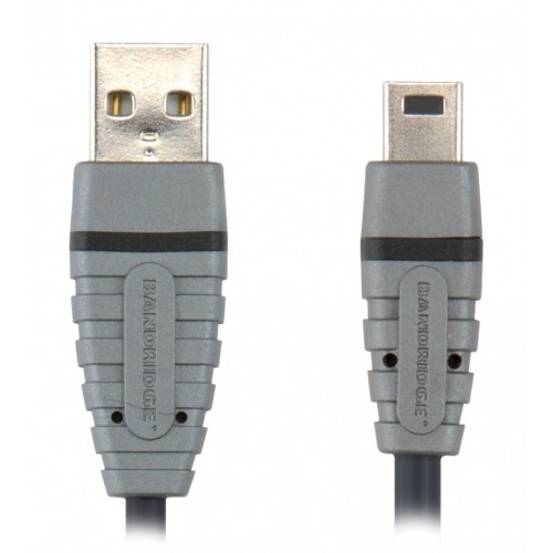 Cable USB Mini 5-pins 1.0 m