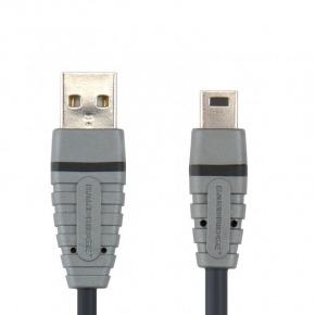 Cable USB Mini 5-pins 4.5 m