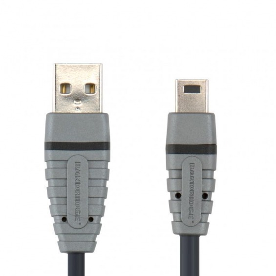 Cable USB Mini 5-pins 4.5 m
