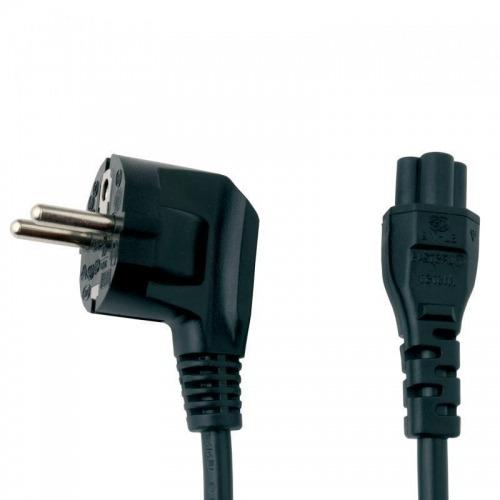 Cable de Alimentación para Ordenador Portátil 1.8 m