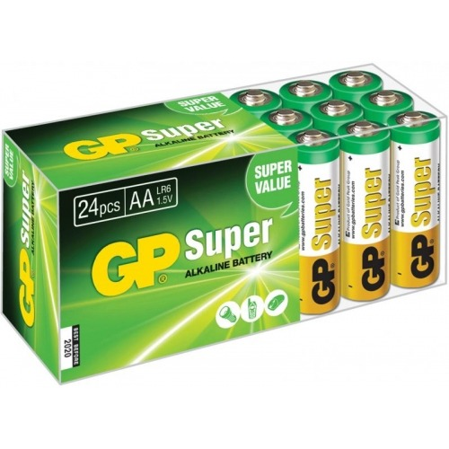 Super Alkaline box 24 AA