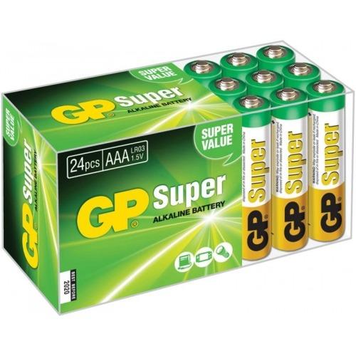 Super Alkaline box 24 AAA