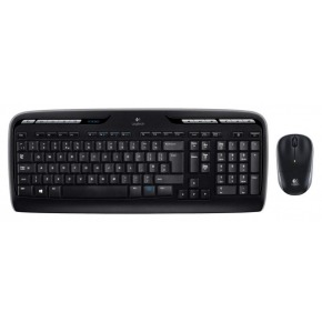 MK330 wireless keyboard with mouse