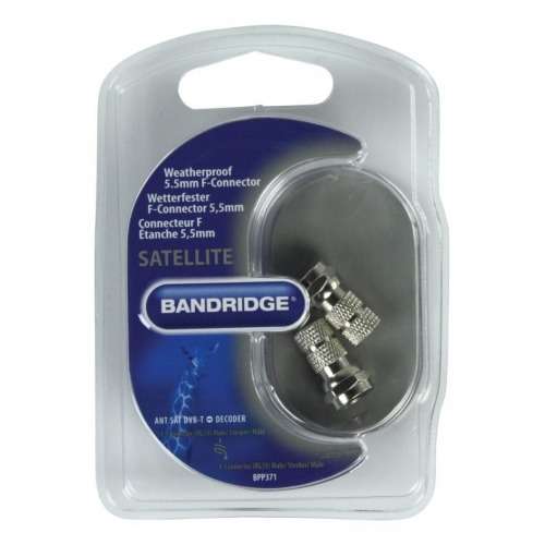 Conector RG59 Impermeable