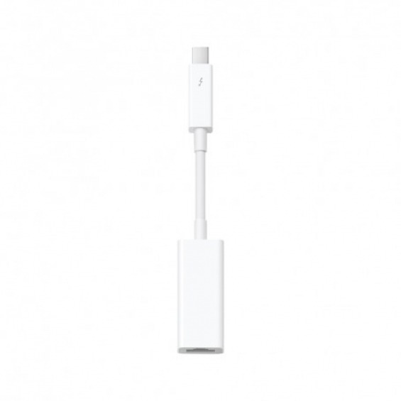 Adaptador Apple de Thunderbolt a Gigabit Ethernet