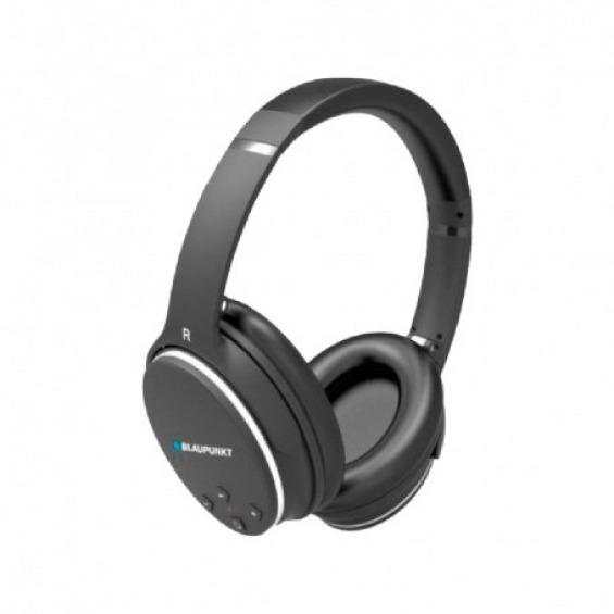 Auriculares Bluetooth 4.1 BLAUPUNKT negros