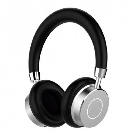 Auriculares Bluetooth Lauson PH201 Plateados