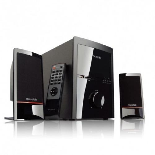 Sistema de altavoces multimedia 2.1 de 46 W
