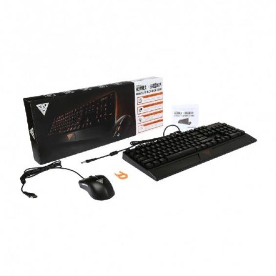 Teclado + ratón Gaming Gamdias Hermes Lite