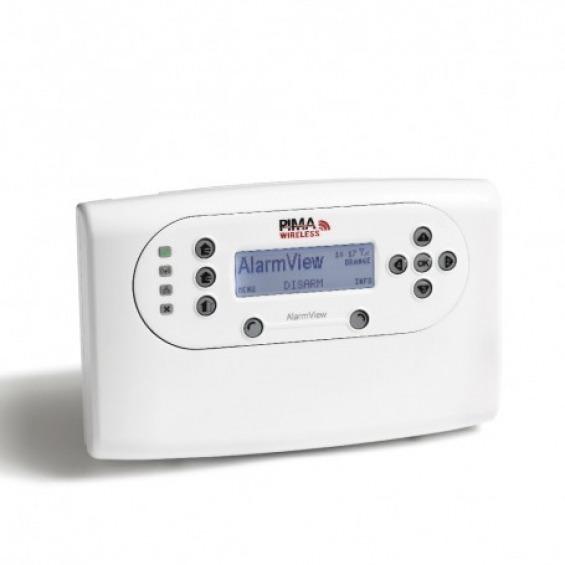 Kit de alarma GSM grado 2 con app