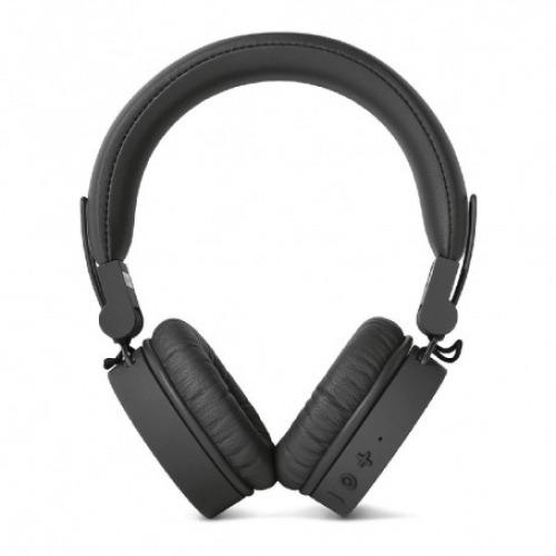 Auriculares inalámbricos Bluetooth con micrófono color concrete