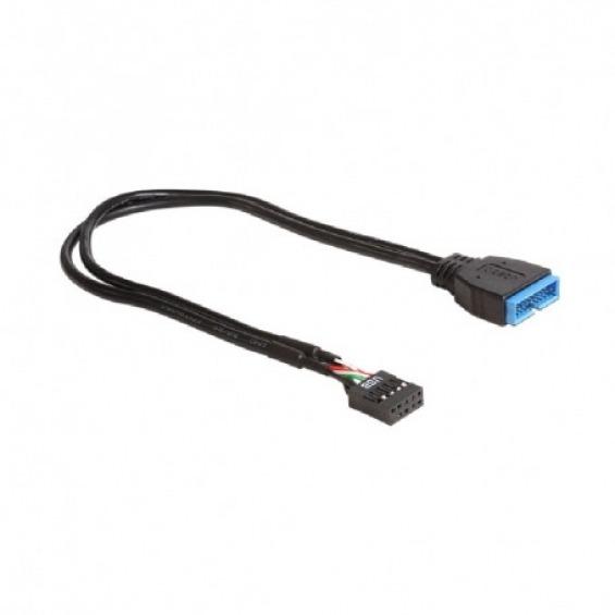 Cable adaptador interno de USB 2.0 a USB 3.0