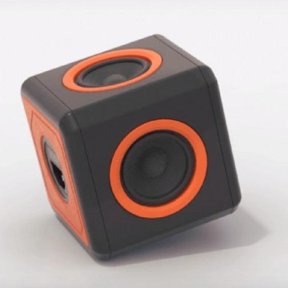 AudioCube Stationary altavoz Bluetooth 40W