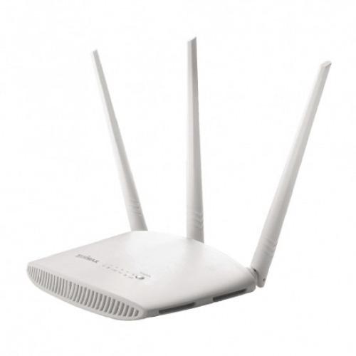 Enrutador Inalámbrico AC750 2.4/5 GHz (Dual Band) 10/100 Mbit / Wi-Fi Blanco